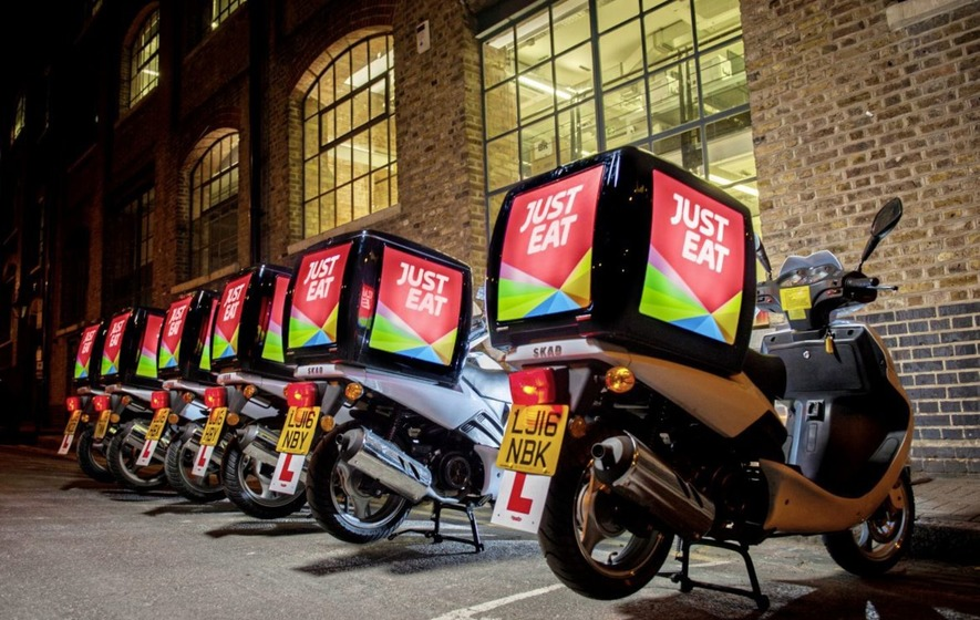 Just Eat and hungryhouse £200m merger faces full competition probe