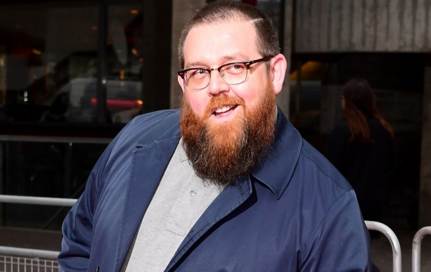 Shiver me timbers! Nick Frost cast as cowardly pirate Captain Pugwash