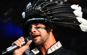 Jamiroquai star posts from hospital bed after 'stunningly painful' surgery