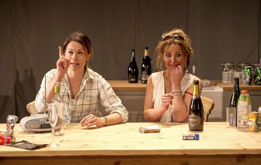 Review: New Marie Jones play Sinners is funny, disturbing and imaginative