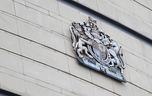 Father and son jailed over £5,000 blackmail plot