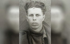Dambuster's family appeal for help to trace stolen airman's logbook