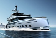 This hybrid superyacht is jointly designed by Porsche and even includes seats from a 911R