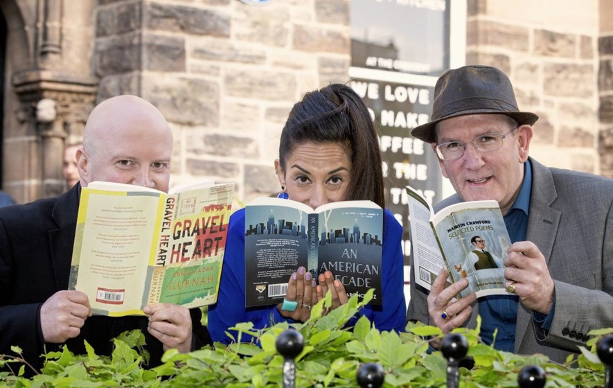 Louis De Bernieres and Sara Pascoe on Belfast Book Festival line-up