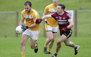 Patrick Gallagher finally making his mark with Antrim