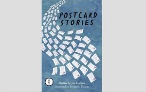 Jan Carson compiles year-long postcard challenge into new book, Postcard Stories