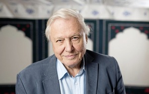 David Attenborough tops poll to as favourite celebrity prime minister