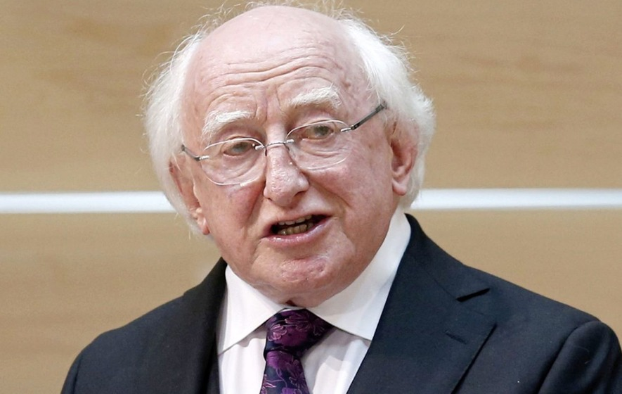 President Higgins to meet Pope in Rome