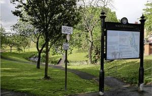 Arrest over rape in north Belfast park