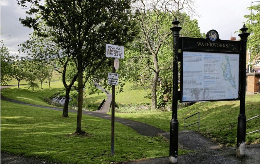 Arrest over rape in north Belfast park