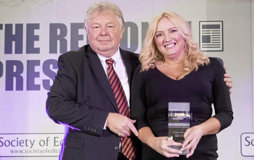 Irish News scoops accolades at Regional Press Awards