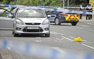 Elderly man taken to hospital after east Belfast crash