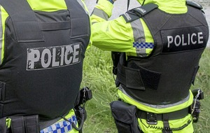 Two men arrested after £300,000 cocaine seizure
