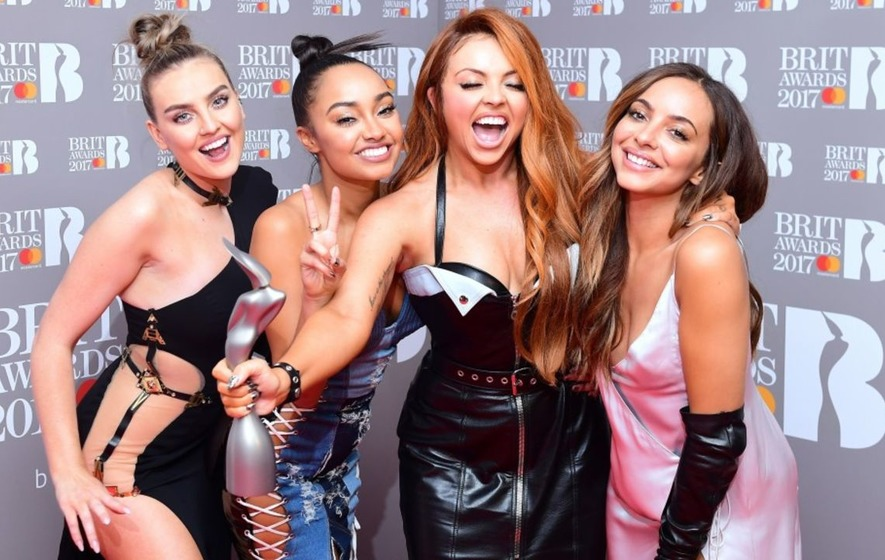 Little Mix are collaborating with Stormzy and fans are pretty divided about it