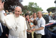 Pope Francis makes a world-first move as he features in a film about his life
