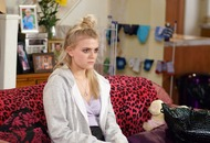 Corrie grooming storyline 'set to get darker', Lucy Fallon warns