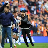 Millwall's play-off winning goalscorer said the fans 'ruined' his day