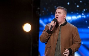 David Walliams hits BGT golden buzzer for teenager he previously told to get singing lessons
