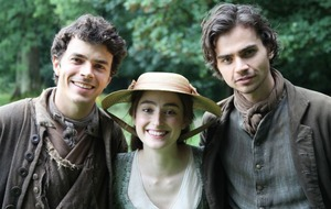 Poldark role saved new cast member Ellise Chappell from working in a cafe