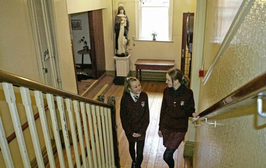 West Belfast girls' grammar tops A-level list again