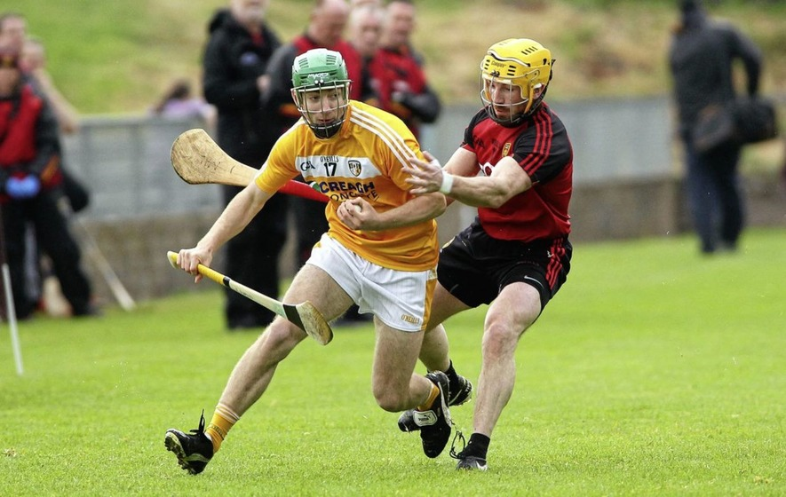 Down have no answer to professional Antrim performance