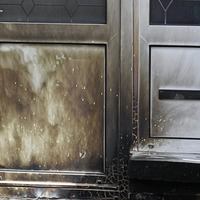 East Belfast home targeted in petrol bomb attack