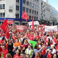 Arlene Foster urges 'realism' on timeline for Irish language legislation