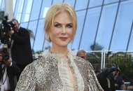 Nicole Kidman sparkles on Cannes red carpet in sequinned dress
