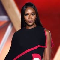 Naomi Campbell struts her stuff on Cannes catwalk in charity event
