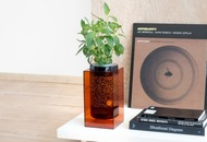 This space-grade hydroponic plant pot will make your herb garden suitably extra