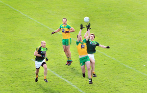 Strong second half show sees Donegal down dogged Antrim