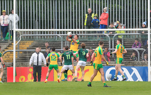 Michael Murphy stands tall in a slick Donegal performance