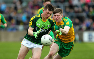 Antrim minors do it the hard way to shock Ulster holders Donegal
