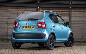 Suzuki Ignis: Scrappy-Doo takes on the city car