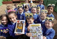 Pupils who held Minions day in memory of classmate rewarded by film studio