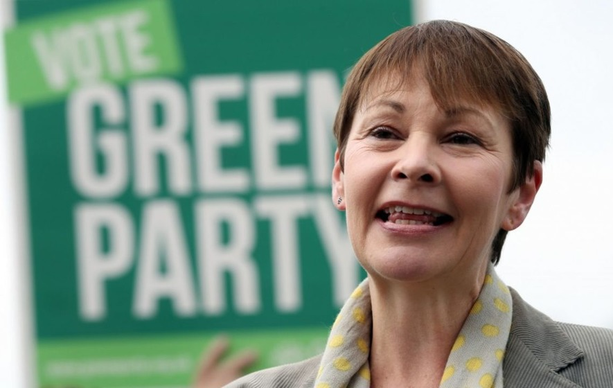 Here are the key points from the Green Party manifesto