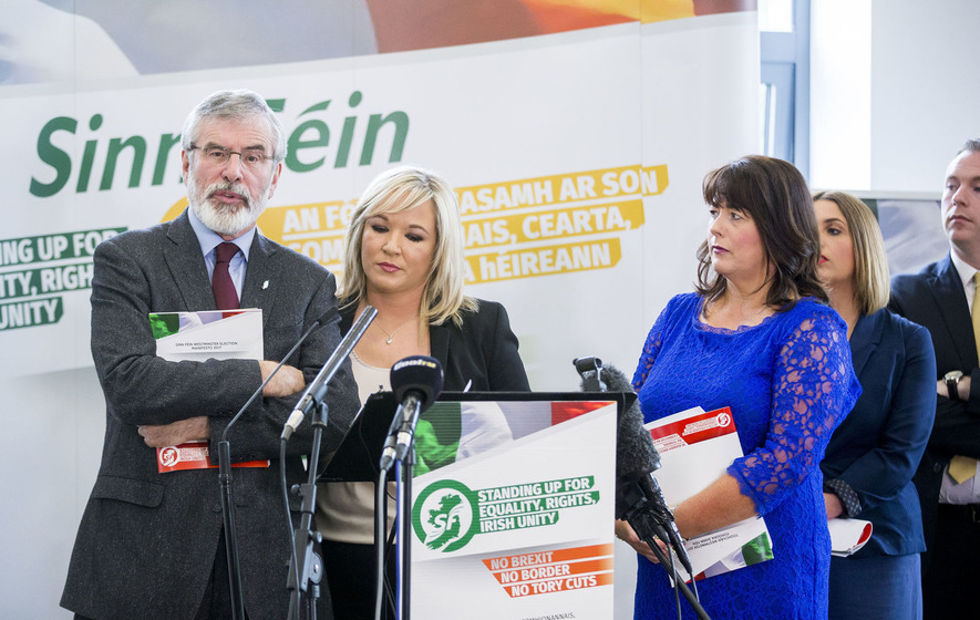 Sinn Féin calls for united Ireland referendum within 5 years