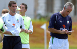 On This Day – May 23, 2002: Roy Keane walks out of Republic of Ireland's pre-World Cup training camp in Saipan
