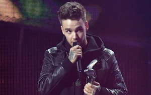 One Direction's Liam Payne heading for top 10 solo hit