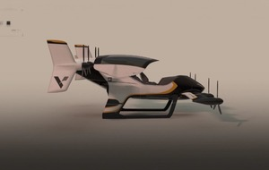 Airbus says its flying cars will cost the same as a regular taxi