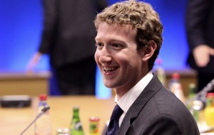Facebook boss Mark Zuckerberg denies he's planning to run for public office