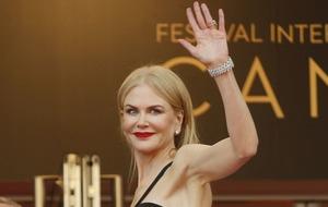 Nicole Kidman is tutu graceful in net skirt at Cannes film premiere