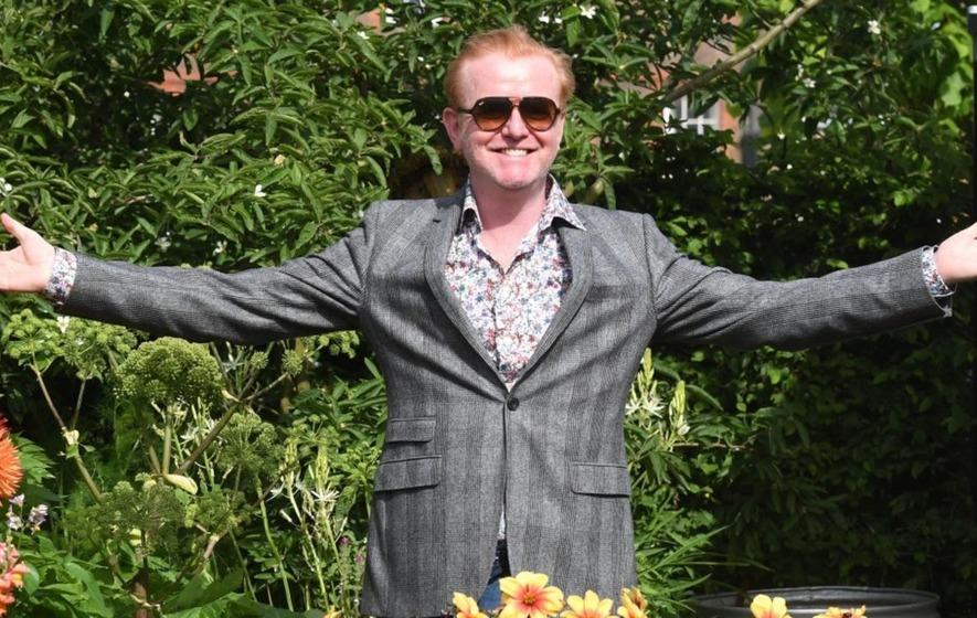 Good Evans: Queen tunes in for Radio 2 DJ Chris