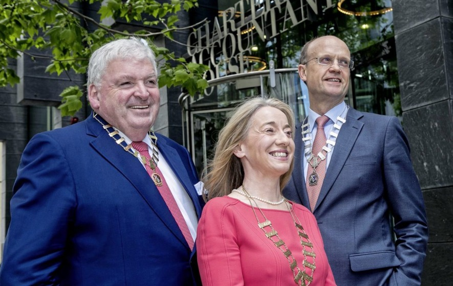 Accountancy body elects first female president in a generation