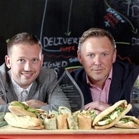 Newry sandwich firm Around Noon enjoys sweet taste of success in London