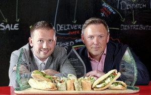 Newry sandwich firm Around Noon enjoys sweet taste of success in London