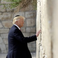 Arab neighbours share a 'common cause' with Israel says Trump