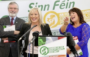 Border poll and EU special status loom large in Sinn Féin Westminster manifesto