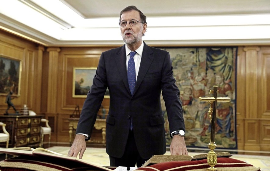 Spanish PM accuses Catalan leader of blackmailing state over secession law reports