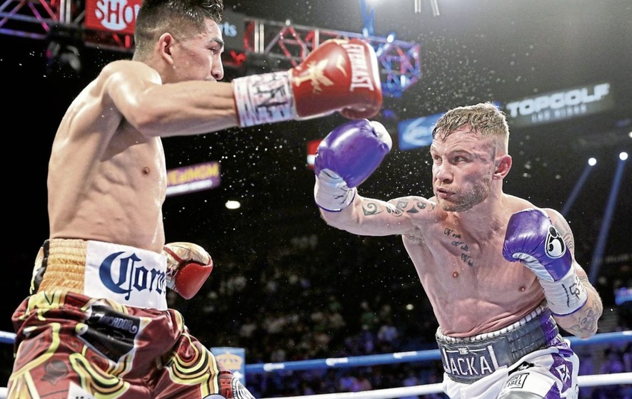 Carl Frampton aiming for late summer rumble at Windsor Park